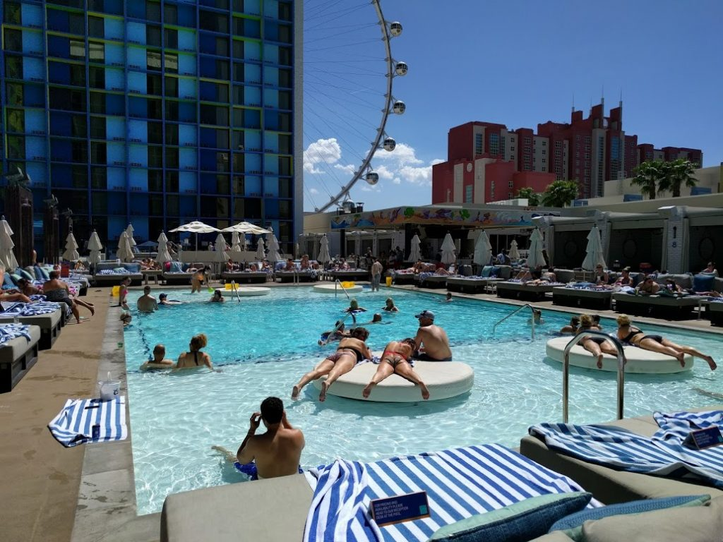 The Linq, Las Vegas Pool