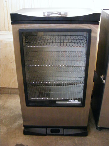 MES 40 - Masterbuilt 40 inch smoker review